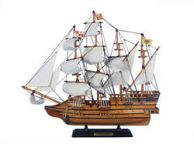 Wooden Mel Fishers Atocha Model Ship 20