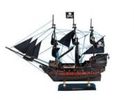 Captain Kiddandapos;s Black Falcon Limited Model Pirate Ship 15
