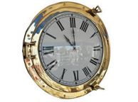 Decorative Porthole Clocks