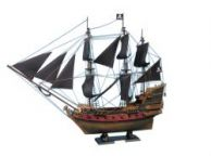 Captain Kiddandapos;s Adventure Galley Limited Model Pirate Ship 24 - Black Sails