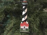 St. Augustine Lighthouse Christmas Tree Ornament 7