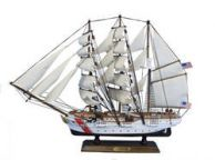 United States Coast Guard USCG Eagle Tall Model Ship 24\