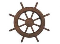 Flying Dutchman Ghost Pirate Decorative Ship Wheel 18
