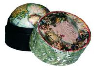 Travelers World Globe In Box