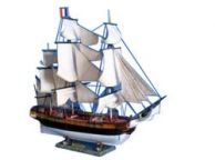 Hermione La Fayette Model Ship 30