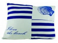 I Love The Beach Pillow 15