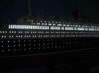 Queen Elizabeth Limited 40 w- LED Lights