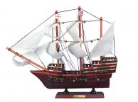 Wooden Mayflower Limited Tall Model Ship 14