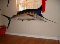 Blue Marlin Fish Replica 90