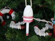 Lobster Buoy Ornaments
