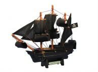 Wooden Calico Jackandapos;s The William Model Pirate Ship 7