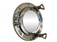 Chrome Decorative Ship Porthole Mirror 8