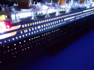 RMS Olympic Limited 72 w- LED Lights Model Cruise Ship
