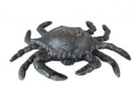 Seaworn Cast Iron Large Crab 8