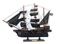 Wooden Calico Jackandapos;s The William Model Pirate Ship 20