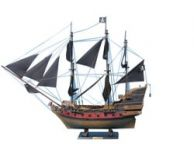 Calico Jacks The William Limited Model Pirate Ship 36 - Black Sails