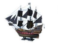 Calico Jacks The William Limited Model Pirate Ship 24 - Black Sails