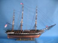 USS Constitution Limited Tall Model Ship 50 - Without Sails