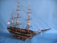 USS Constitution Limited Tall Model Ship 38 - Without Sails