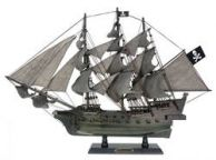 Wooden Flying Dutchman Limited Model Pirate Ship 26