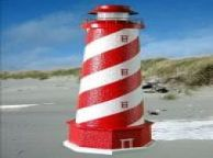 White Shoal Lighthouses