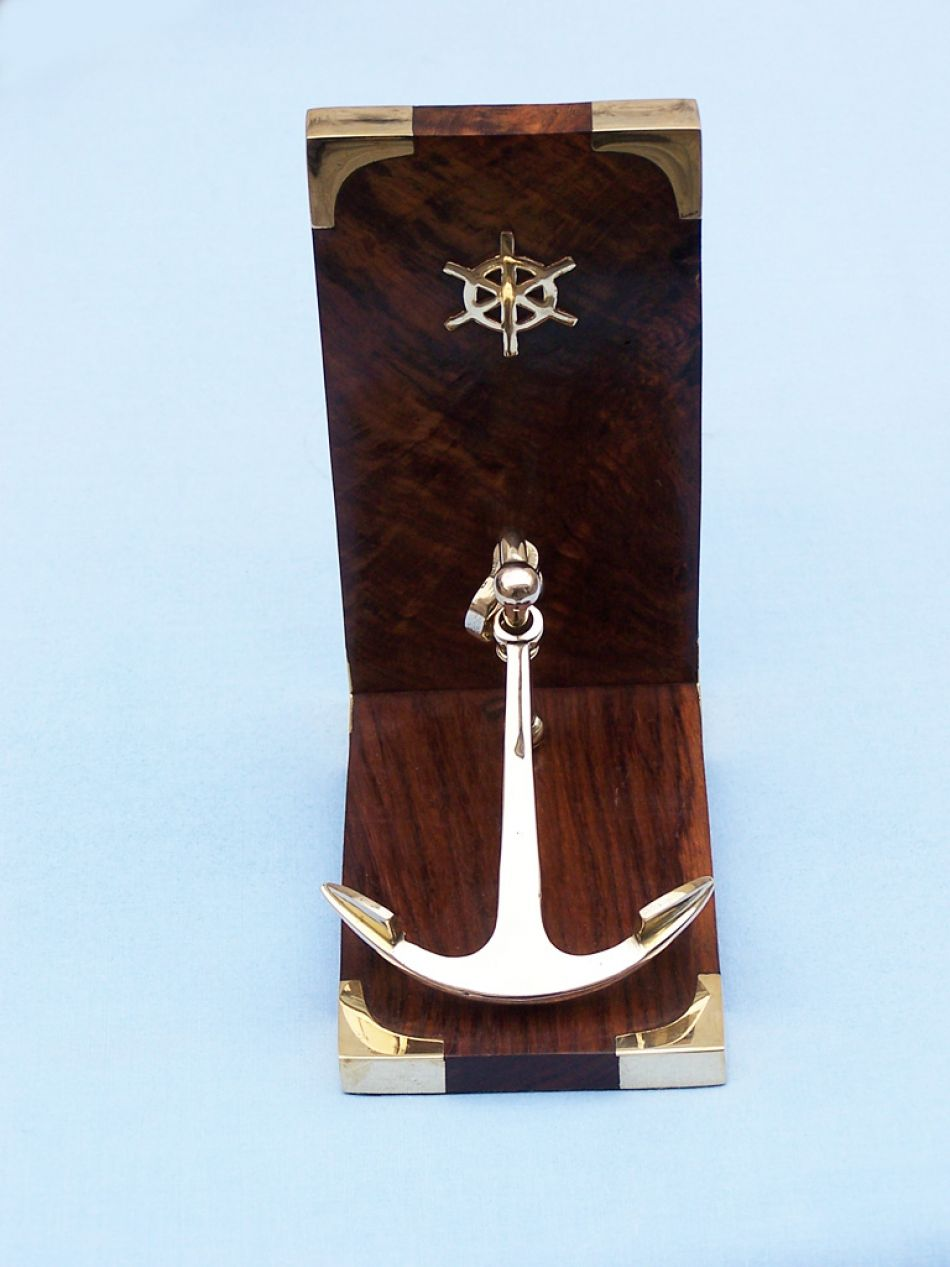 wholesale brass anchor book ends wholesale fishing decor buy wooden westport decorative squared rowing boat oar w