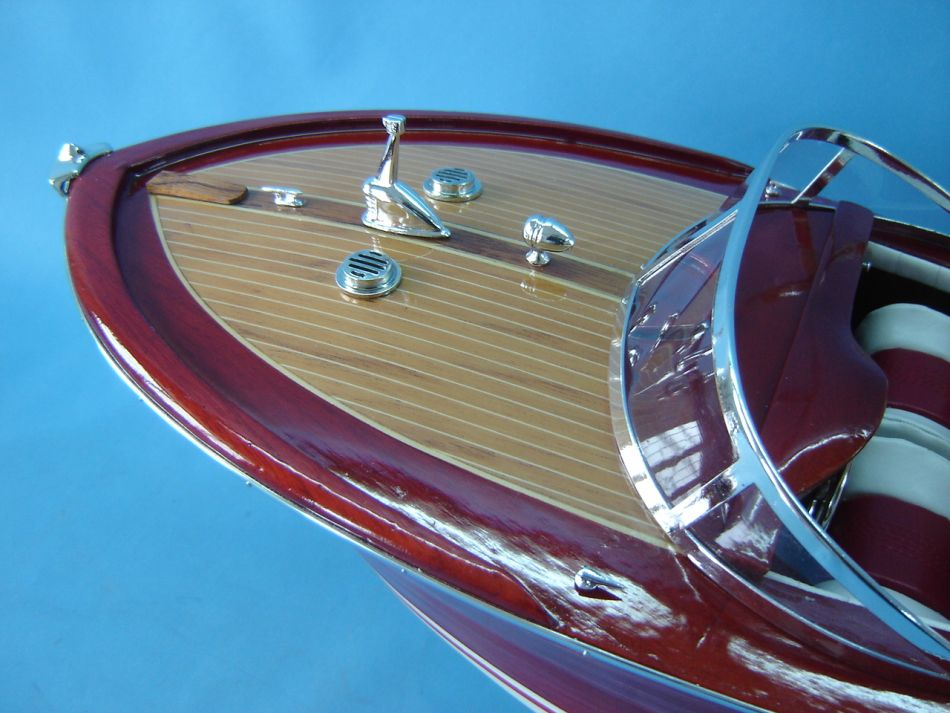 Riva Aquarama Limited 32 Inch - Speed Boat Models, Model Speed Boat - Boat ...