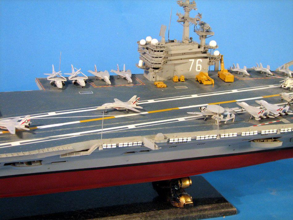 Buy Uss Ronald Reagan 36in Model Ships
