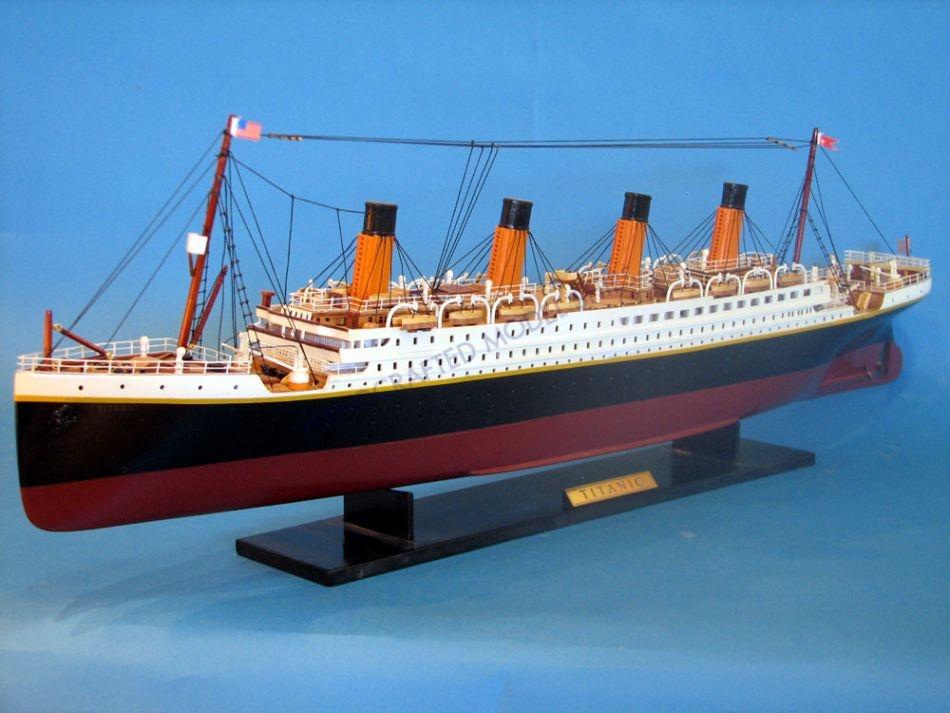 RMS Titanic Replica