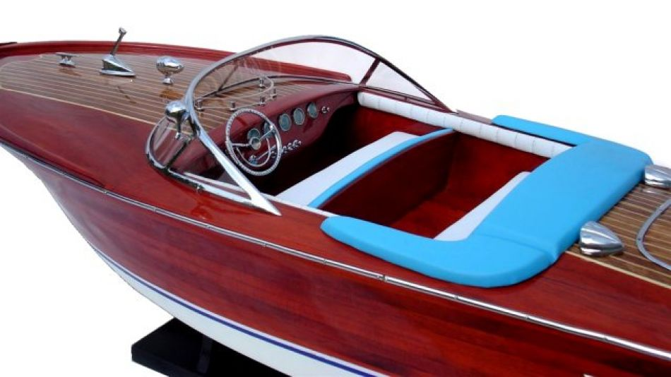 Riva Ariston 36 Inch - Speed Boat Models, Model Motor Boats - Model Boat