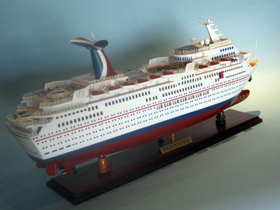 Buy Carnival Paradise 30in Model Ships