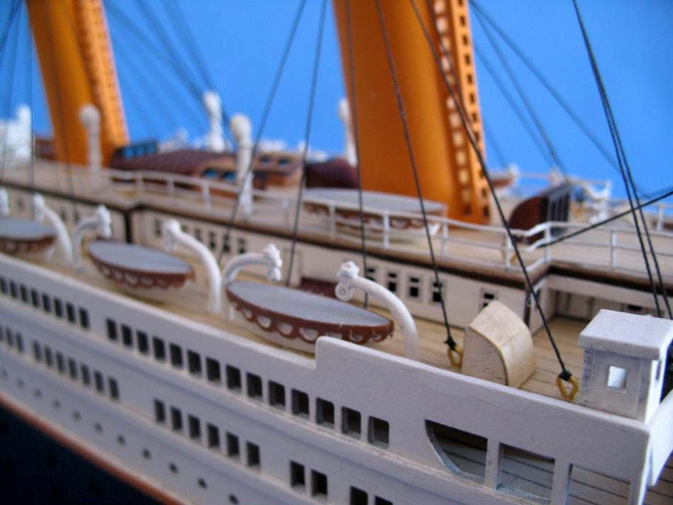 Buy Rms Titanic Model Cruise Ship 40 Inch Ship Models
