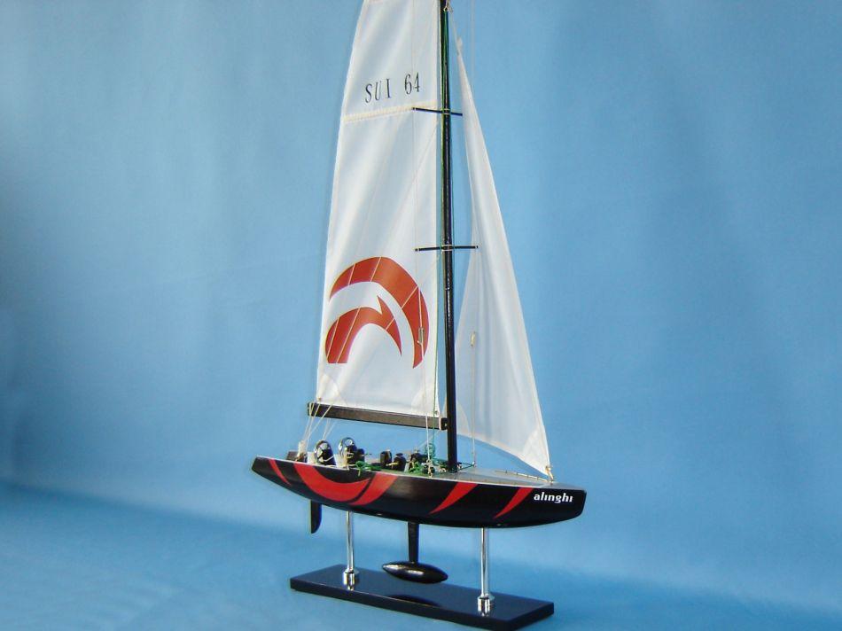 Buy Alinghi 30in Model Ships