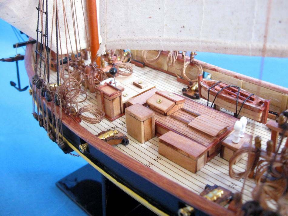 Buy Pride Of Baltimore 24in Model Ships