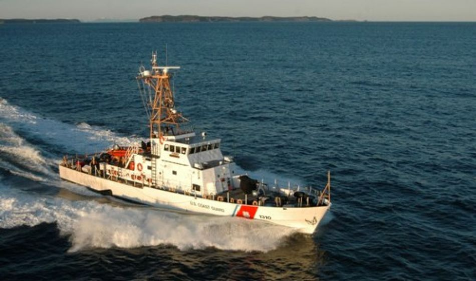 Buy United States Coast Guard Uscg Model Patrol Boat 16in