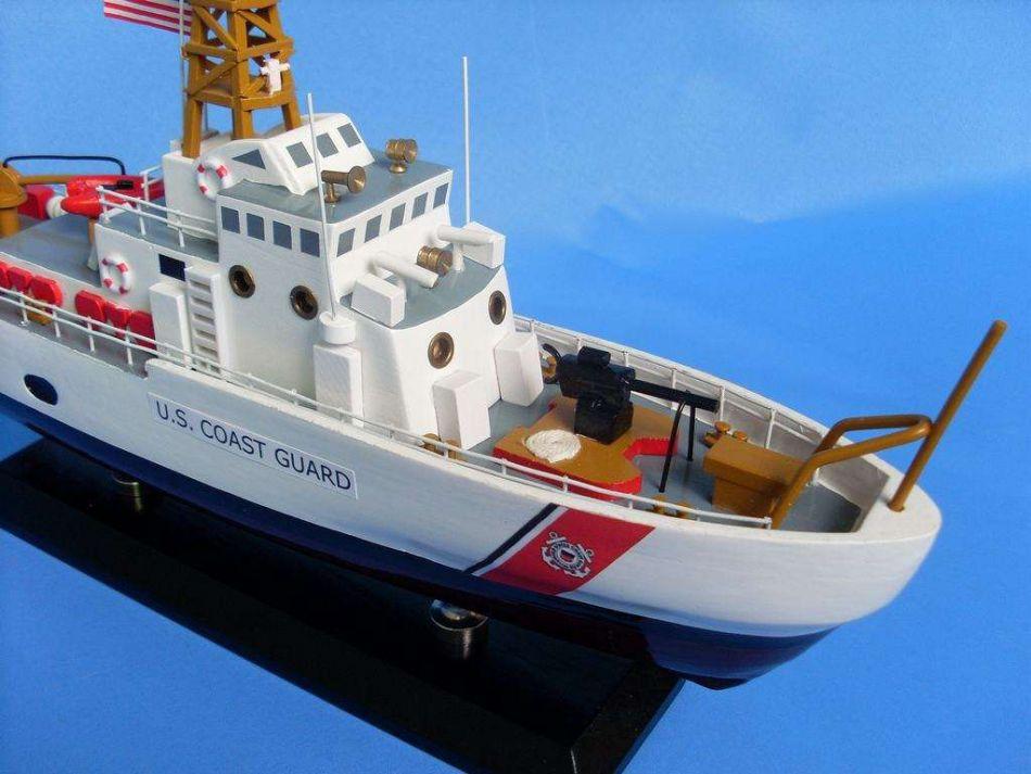 Buy United States Coast Guard Uscg Model Patrol Boat 16in