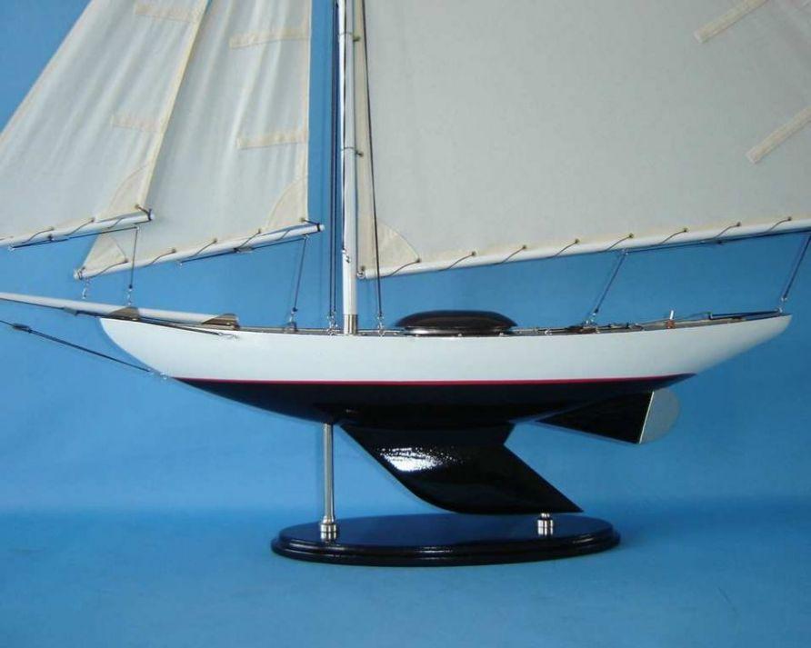 Buy Modern Decor Sloop 26 Inch - Models Boats
