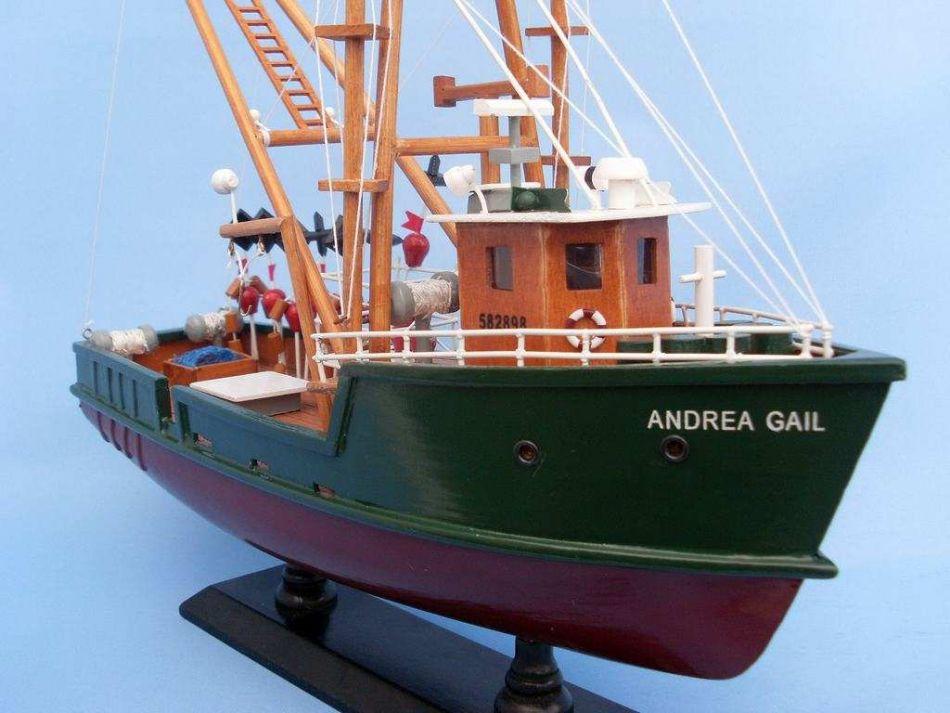 "Andrea Gail 16"" - The Perfect Storm"