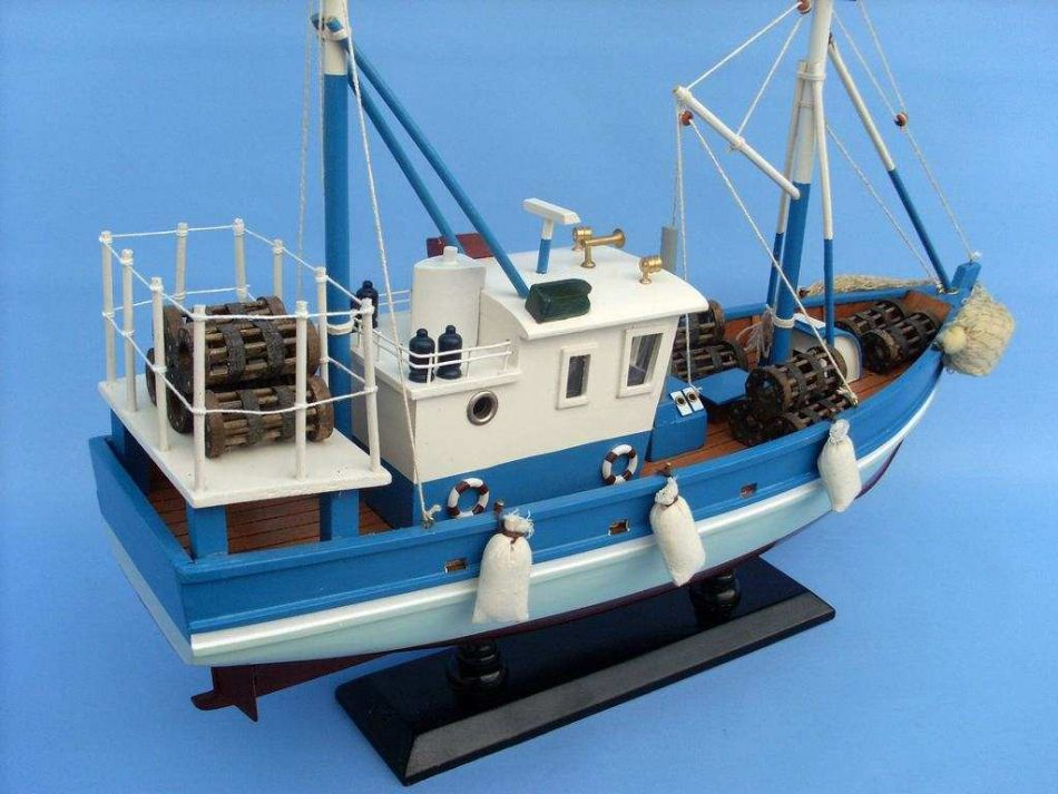 ... boat http wholesalebeachdecor com wholesale lobster boat model php