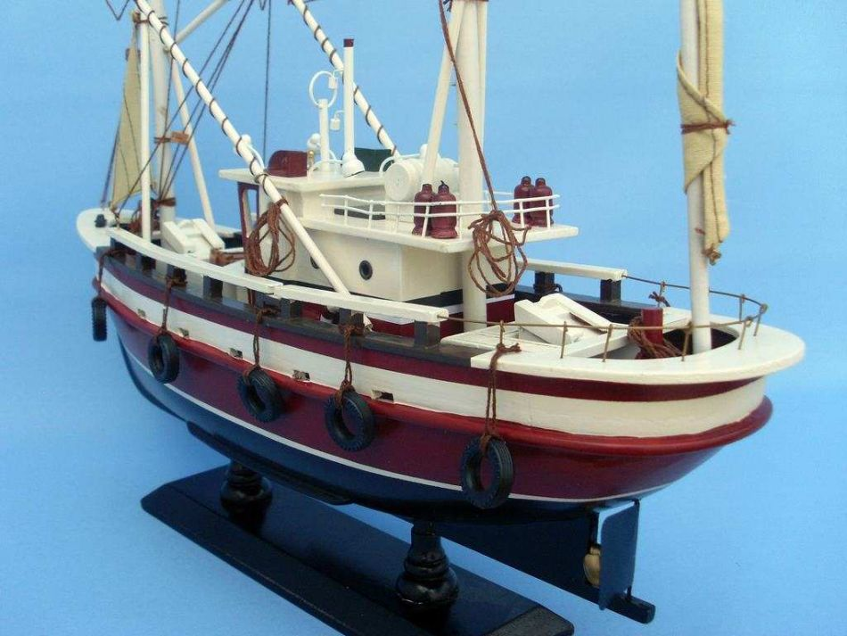 Wholesale castaway 18 inch wholesale sailing ship models for Model fishing boats