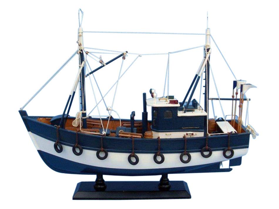 Fishful thinking 19 for Model fishing boats