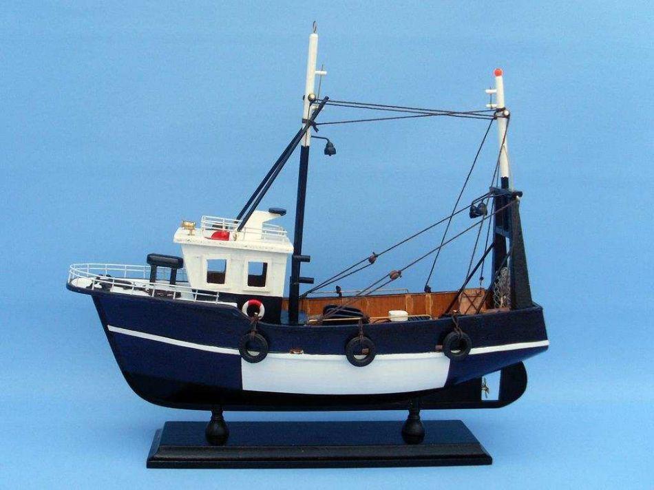 Lobster mobster 15 for Model fishing boats