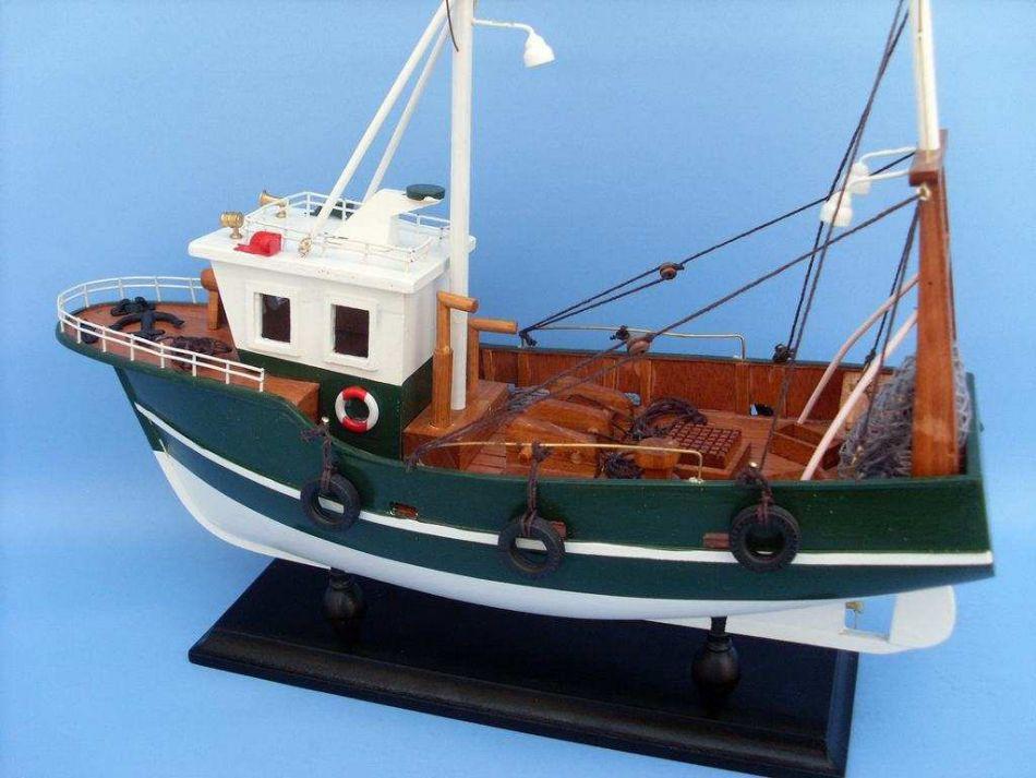 Buy Fishing R Us 15in Model Ships