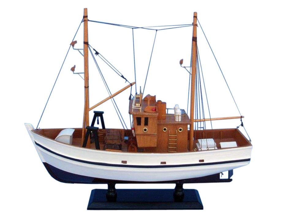 Buy fisher king 18 inch model boats model fishing for Model fishing boats