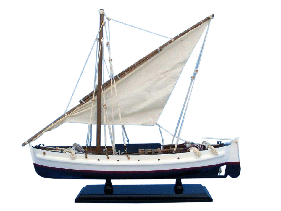 Wholesale second wave 19 inch wholesale model sailboats for Model fishing boats