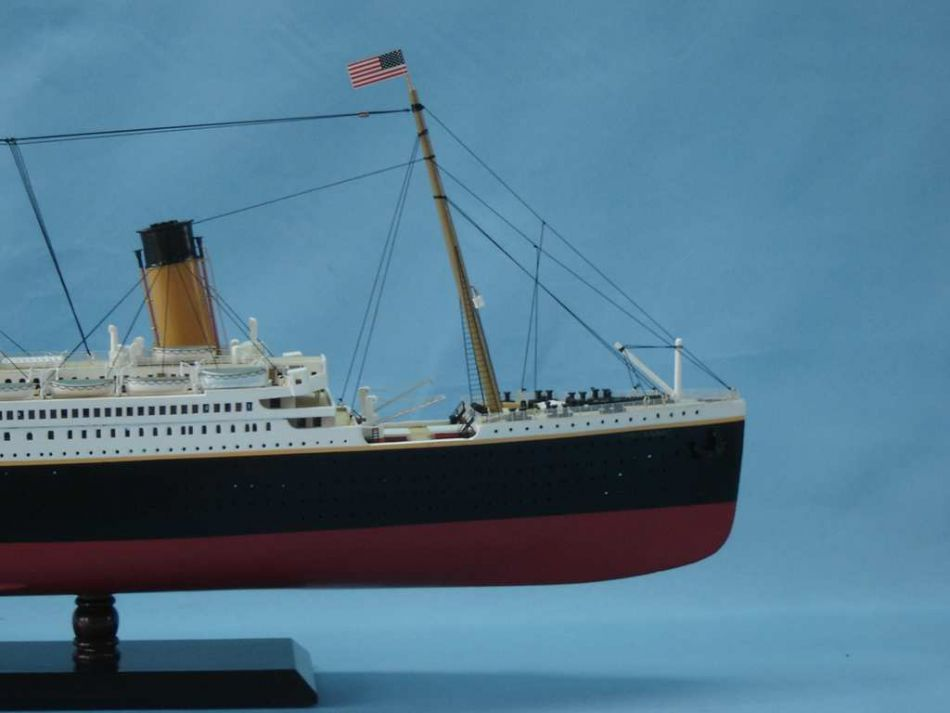 Buy Rms Britannic Limited Model Cruise Ship 40in Model Ships
