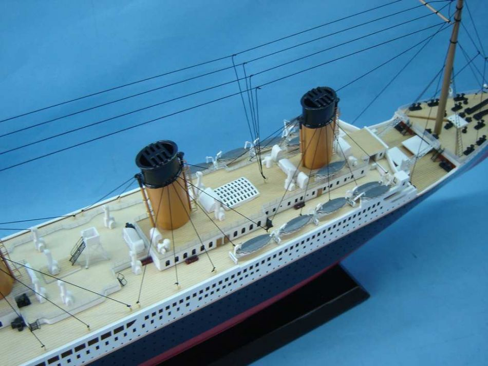 Buy Rms Olympic Limited Model Cruise Ship 40in Model Ships