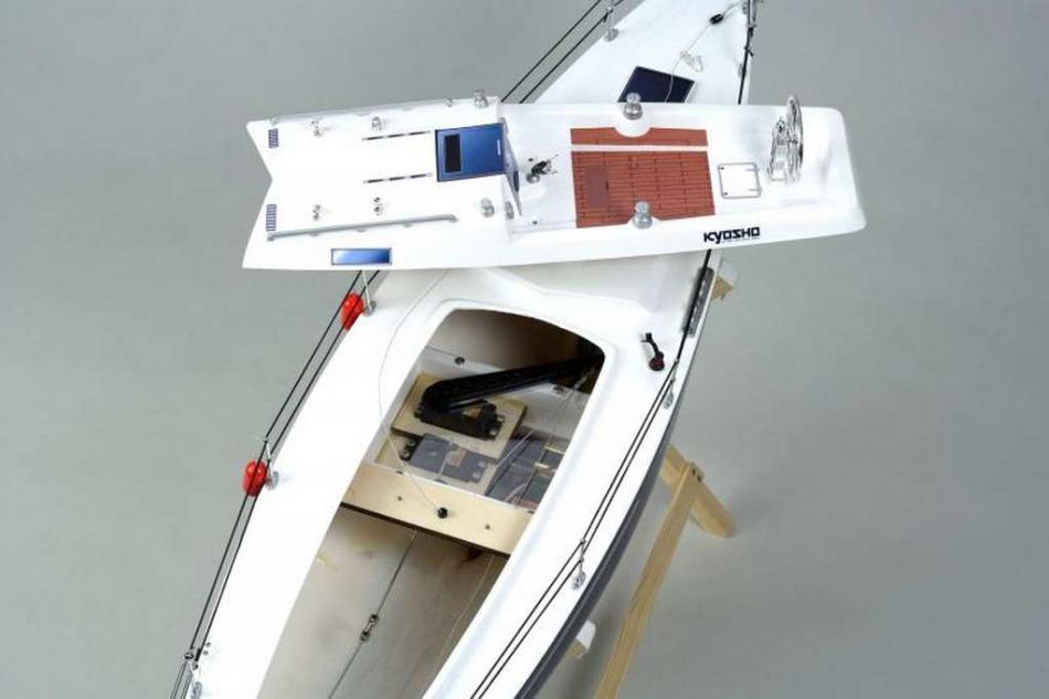 Lobster Boats For Sale >> Buy Fairwind III 63in Remote Control - Model Ships