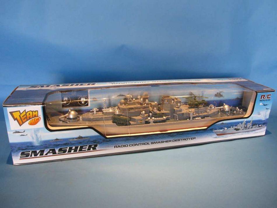 Warship,