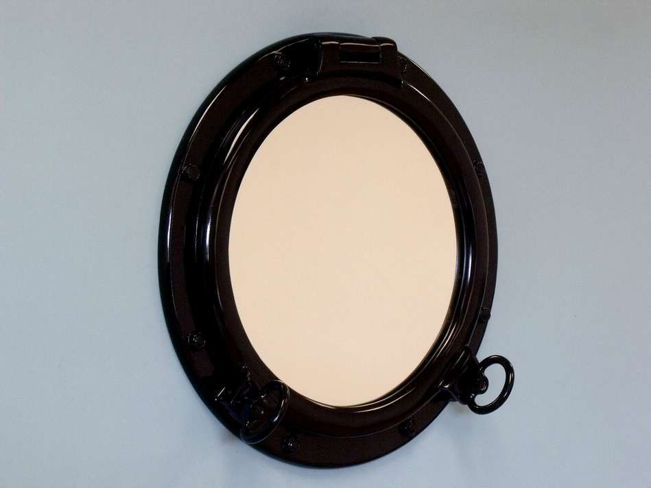 NT HX058 1 Porthole Mirrors at Home or in the Workplace